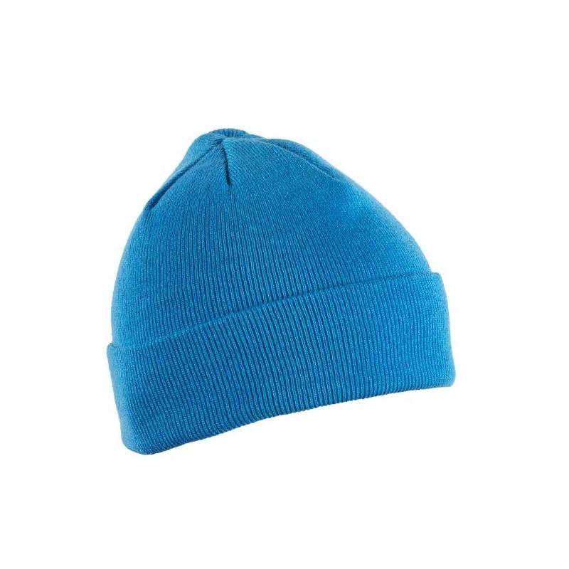 Müts kootud sinine suurus 57-61cm 5K471