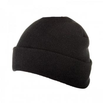 Müts musta värvi suurus 57-61 100% Acrylic