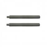 """M10 12kant 3/8""""(10mm) pikk L75 ots 2TK komplektis PR-10845"""