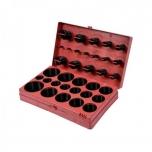 O-rõngaste komplekt õlikindlad 419tk 3-50mm plastkarbis 06876