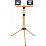Prozektor 2x20w LED + statiiv 81789