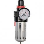 "Reduktor koos filtri ja manomeetriga 1/2"", 90cm3 2383 h"