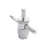 Ventiilitööriist, keermeid keermestada ja taastada 040027