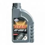ATF6000 SL Dexron6 (punane sobib märgsidur) TITAN 1L