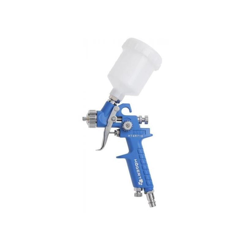 Värvipüstol 100ml 0,8mm 4R718