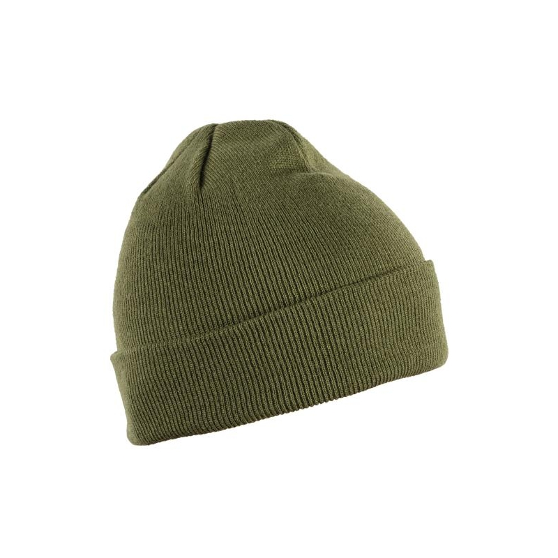 Müts kootud roheline suurus 57-61cm 5K472