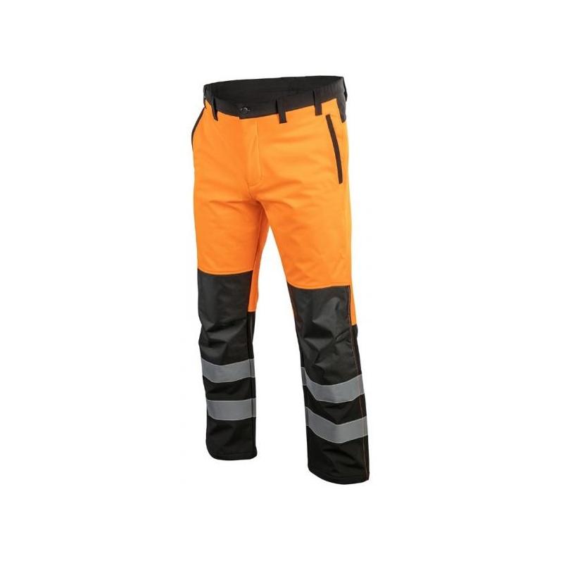 Helkurpüksid oranz M 5k338-M