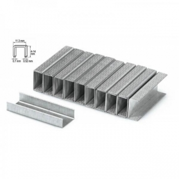 Klambrid 6mm(11,2) 1000tk 7051 h