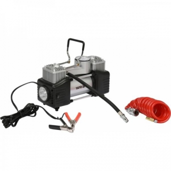 Kompressor 12v 250W 2kolbi 60L/m 73462
