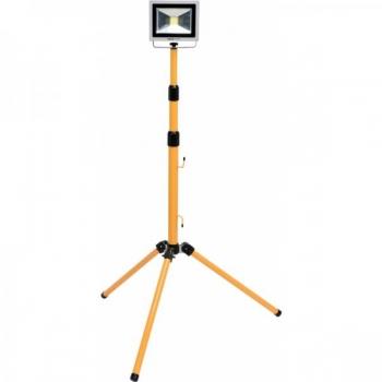LED prozektor 20w + statiiv 81788