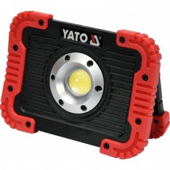 LED prozektor-töötuli akuga 10W 81820