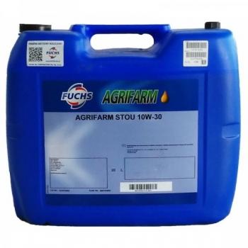 10W-30 Multifunktsionaalne õli põllumajandusse Agrifarm Stou MC Titan 20L