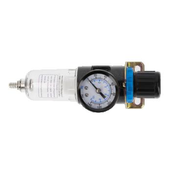 "Õhutrassi filter+manomeeter 1/4"" 9BAR/135PSI 4R871"