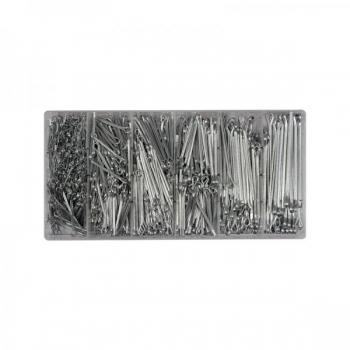 Splintide komplekt 1,5...4mm 1000tk 06885
