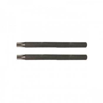 """T20 torx 3/8""""(10mm) pikk L75 ots 2TK komplektis PR-10824"""