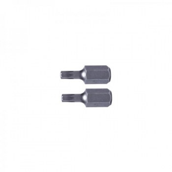 """T27 torx 3/8""""(10mm) lühike L30 ots 2TK komplektis PR-10849"""