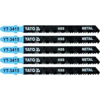 Tikksaetera 100mm metalli 5TK, TÜÜP T, 24-10TPI, HSS 3415
