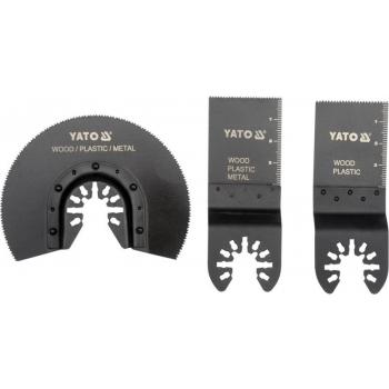 Saelehtede komplekt multifunk.tööriistadele YT-34691
