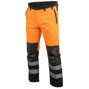 Helkurpüksid oranz XL 5k338-XL