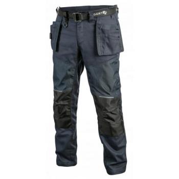 Tööpüksid +vöö sinine L 5k365-L