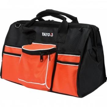 41 taskuga tööriistakott 400x220x250 rihm+taskud+lukud+sisu 74351