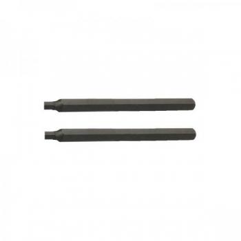 "6mm kuuskant 3/8""(10mm) pikk L75 ots 2TK komplektis PR-10834"