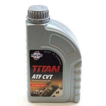 ATF CVT =CVTF Flex Variaatorkasti õli TITAN 1L