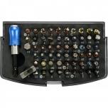 Kinnituskruvikeerajate komplekt adapteriga 59osa 04624