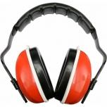 Kõrvaklapid 27db punased 74621 Yh
