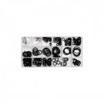 O-rõngaste komplekt õli-ja temperatuurikindlad 225tk 3-22mm 06877