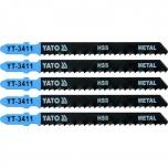 Tikksaetera 100mm metalli 5TK, TÜÜP T, 8TPI, HSS  3411