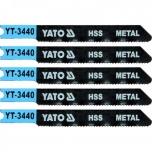 Tikksaetera 70mm metall 5TK, TÜÜP U, 21TPI, HSS 3440