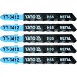 Tikksaetera 75mm metalli 5TK, TÜÜP T, 21TPI, HSS 3412