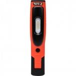 Töötuli akuga LED lamp 3,5+3W 08508