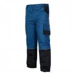 Tööpüksid SOOJAD suurus L-3XL sinine/must