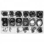 Fikseerimisseibide komplekt võlli 150tk 3-32mm 8G502