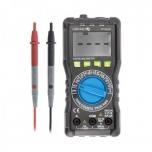 Digitaalne multimeeter tester kaitsva kattega 1E600