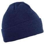 Müts kootud navy sinine suurus 57-61cm 5K477