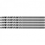 2,2mm metallipuurid HSS 5tk 44205 pikkus53mm