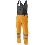 Helkurpüksid+traksid oranžid VOLME HI-vi S 5K343-S