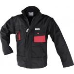 Tööjakk suurus XL must/punane YATO 8023