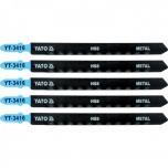 Tikksaetera 130mm metalli 5TK, TÜÜP T, 21TPI, HSS 3416