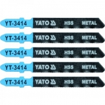 Tikksaetera 75mm metalli 5TK, TÜÜP T, 32TPI, HSS 3414