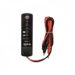 Akutester/generaator 12V 6LED märgutulega 83101