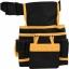 Kollakas-must polüester tööriistavöö TR-78752
