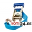 Koormarihm + pinguti sinine 4m 1t  TR-82378