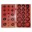 O-rõngaste komplekt õlikindlad 419tk 3-50mm plastkarbis 06876 H