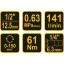"Õhumutrikeer 1/2"" 61Nm 0,63MPa 538l/min Vorel TR-81117 e"