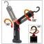 Töötuli akuga COB LED lamp 3W 08563