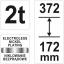 Õlitungraud 2T 172-372mm 17015